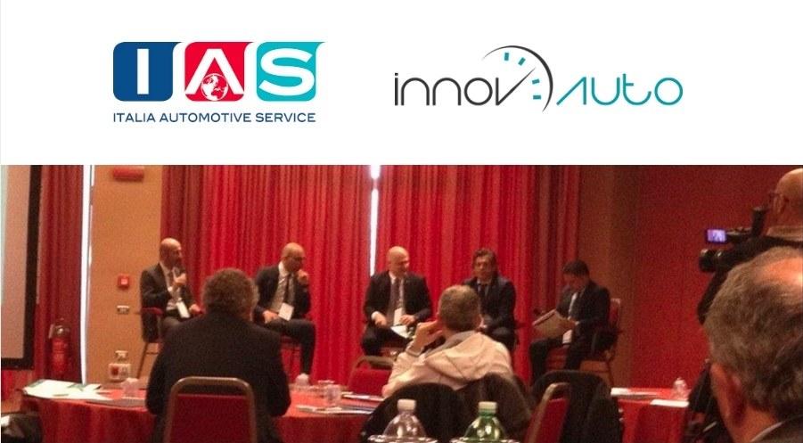 IAS Protagonista alla seconda edizione di Innovauto
