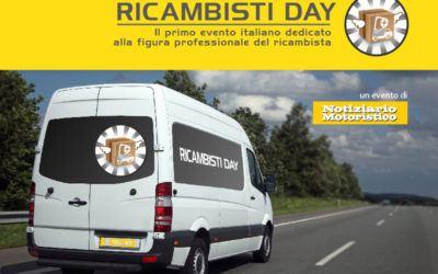 """IAS alla seconda edizione del """"Ricambisti Day"""": info e dettagli"""